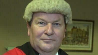 השופט אלן גולדסק
