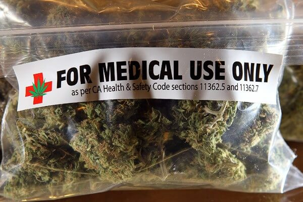 מריחואנה רפואית