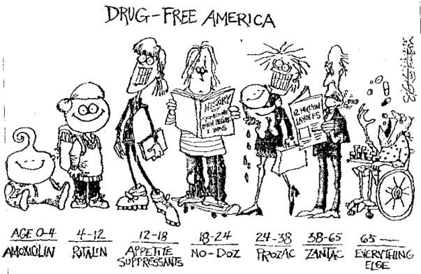 מכורים לסמים