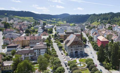 מחוז ניושאטל בשווייץ