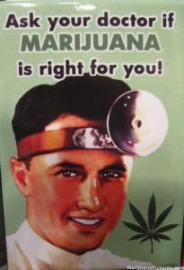 המחקרים מוכיחים - מריחואנה בריאה