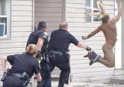 להתחמק מהשוטרים בסטייל