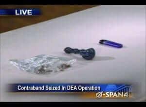 מתוך סרטון פארודי על מלחמתו של ה-DEA בקנאביס