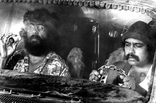 ציץ וצונג-גלגל אותה - Cheech and Chong-Up In Smoke - 1973