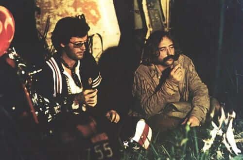 אדם בעקבות גורלו - Easy Rider - 1969
