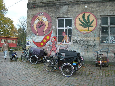 Streets of christiania