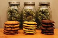 עוגיות מריחואנה
