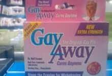 הומו? יש תרופה!