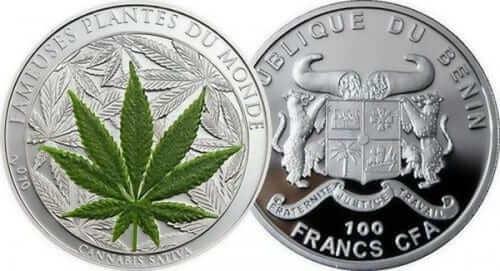 מטבעות מריחואנה