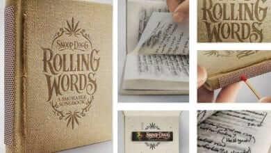 ספר חדש של סנופ דוג - מילים מתגלגלות - Rolling Words