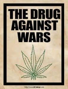 קנאביס - התרופה למלחמות