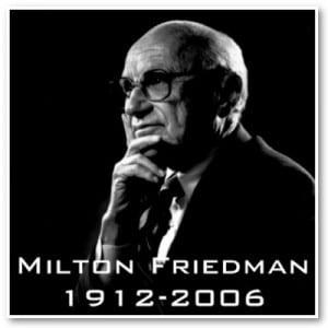 מילטון פרידמן