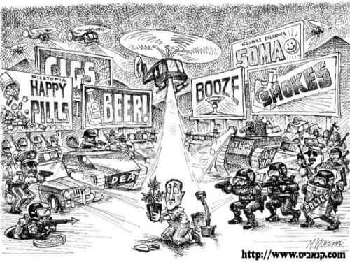 המלחמה בסמים