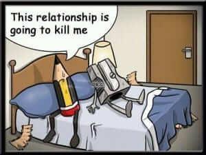 מערכת יחסים היא דבר מורכב...
