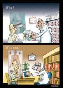 רופא סוכן מכירות או רופא מטפל