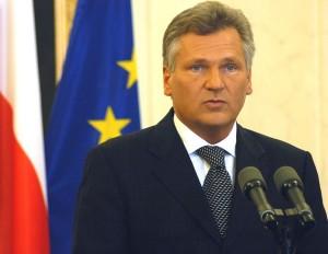 אלכסנדר קוושנייבסקי - נשיא פולין לשעבר