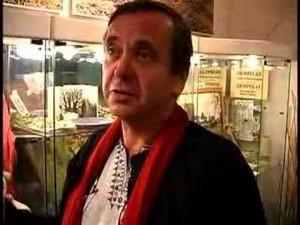 בן דרונקרס במוזיאון הקנאביס