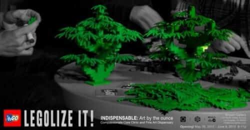 Legolize it! - לגוליזציה עכשיו!