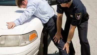 לא חייבים לשתוק - חיפוש משטרתי