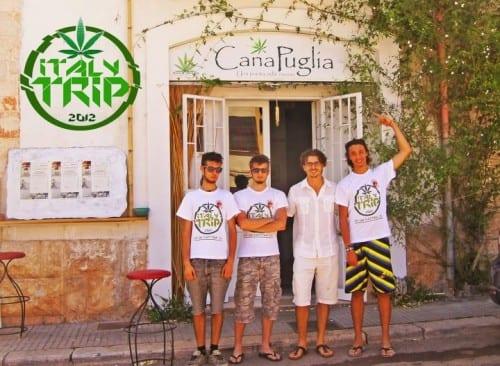 ביקור במטבח הקנאביס - קנאפוגליה