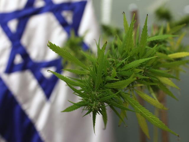 לגליזציה ישראל קנאביס