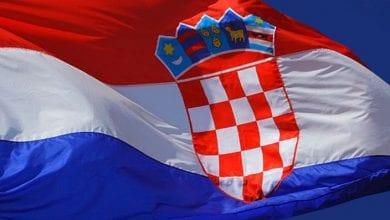 דגל קוראטיה