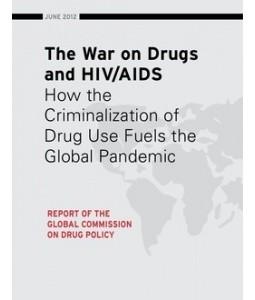 דוח הוועדה הבינלאומית למדיניות הסמים