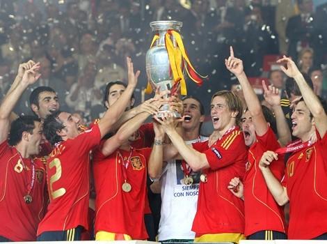 ספרד - אלופת אירופה בהרבה מאוד דברים...