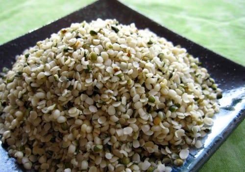 זרעי המפ - מזון בריאות