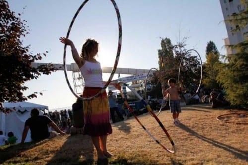 פסטיבל הקנאביס בסיאטל - Hempfest