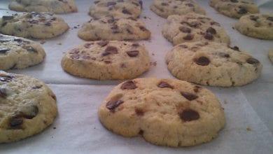 Photo of פינת המאנץ' לסטלן: עוגיות שוקולד צ'יפס / שני זוהר