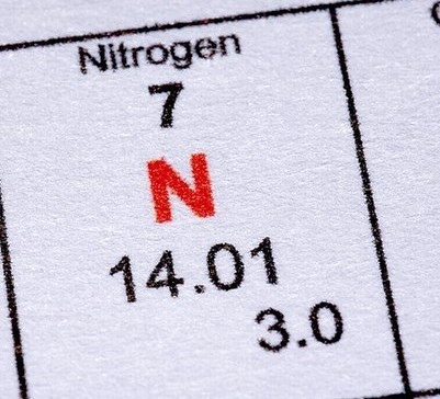 Nitrogen - most important in the growth phase