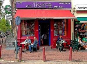 Двери Кофейня