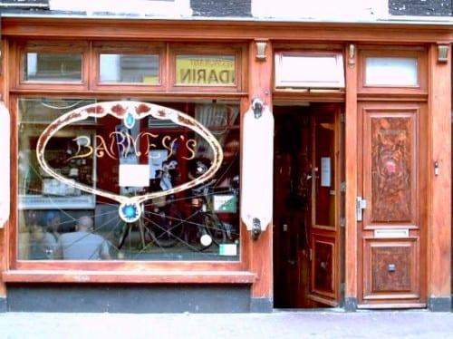 Cafetería Barneys