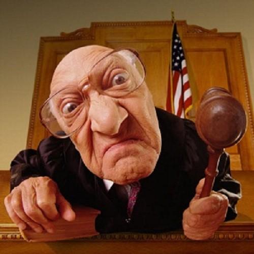 כבוד השופט