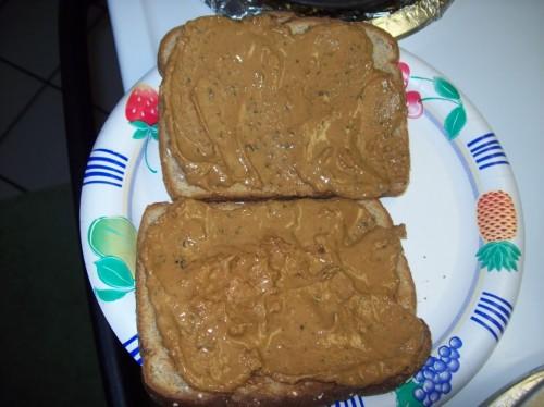 מירחו על פרוסת לחם ואיכלו להנאתכם