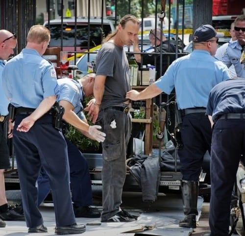 דייויד ברונר נעצר