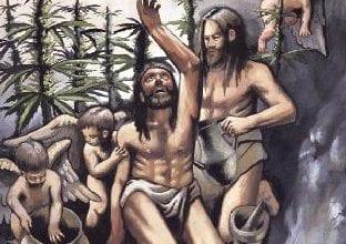 Photo of קנאביס בנצרות – האם ישו השתמש במריחואנה?