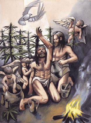 ישו קנאביס