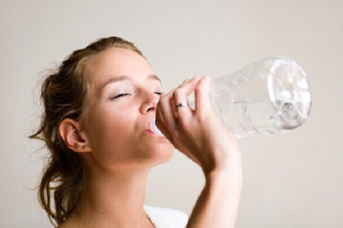שתו הרבה מים