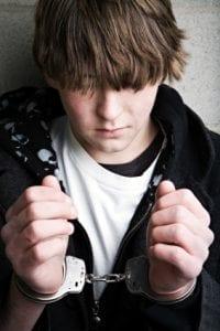 מעצרים של בני נוער