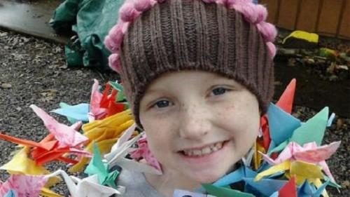 בת 7 חולה בלוקמיה