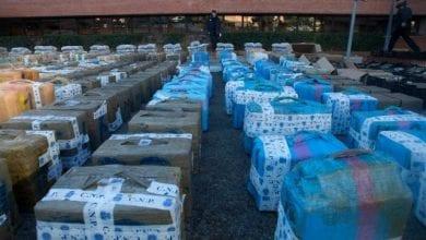 Photo of ספרד: 12 טון חשיש נתפסו במחסנים במחוז טולדו