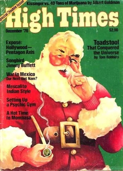 גליון HIGH TIMES משנת 1976