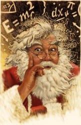 סנטה קלאוס - שמאן על