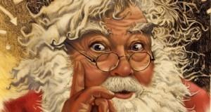 סנטה קלאוס פסיכדליה חג המולד
