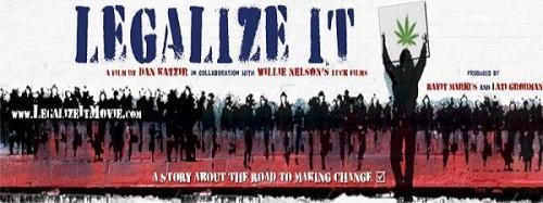 כרזת הסרט Legalize It