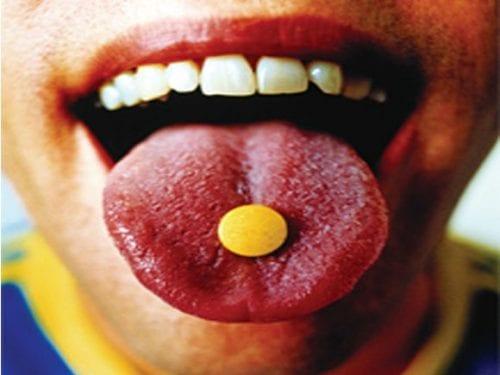 סמים נלקחים למטרות הנאה