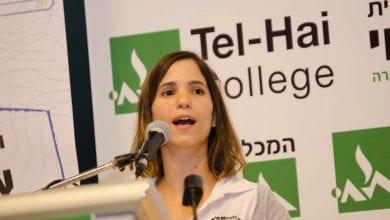 "Photo of יו""ר אגודת הסטודנטים בתל-חי: ""נגד מדיניות ההפללה – שיטה שאבד עליה הכלח"""