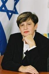 השופטת בדימוס עדנה בקנשטיין